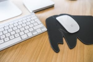 bring your workspace back to life with a custom diy mousepad