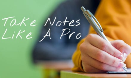 Help Your Student Take Notes Like a Pro