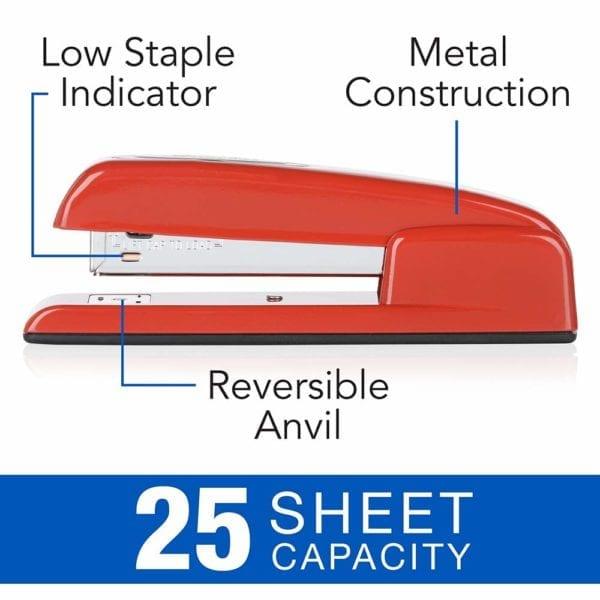 ICONIC SWINGLINE 747 STAPLER - 25 Sheet Capacity