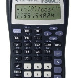 TI-30XIIS™ Scientific Calculator