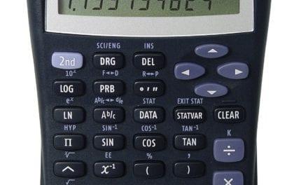 TI-30XIIS 2-Line Scientific Calculator