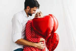 Why Is Red The Color For Valentines Day Loving Couple - MyOfficeInnovations Blog
