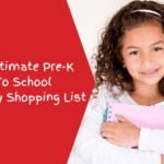 The Ultimate PreK Back To School Supply Shopping List
